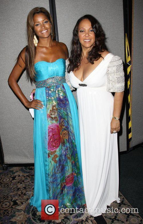 Claudia Jordan and Lisa Ruffin The 16th Annual...