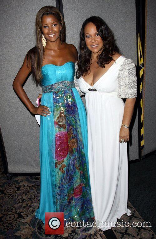 Claudia Jordan and Lisa Ruffin 6