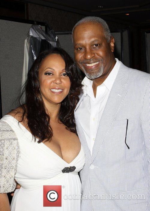 Lisa Ruffin and James Pickens 2