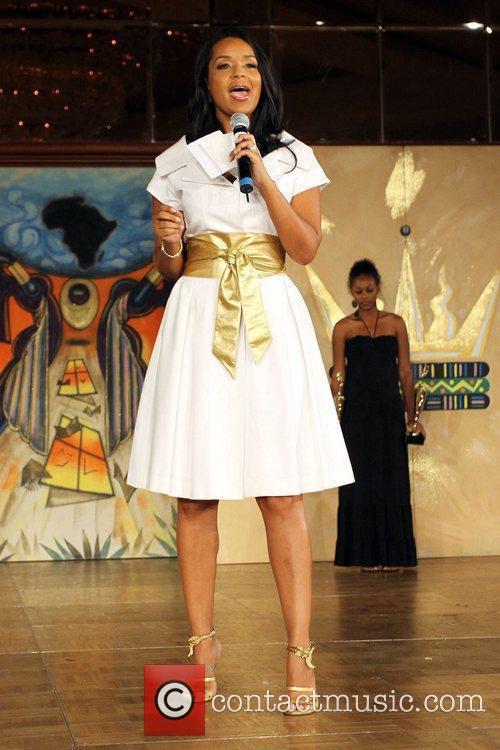 Lisaraye McCoy The 16th Annual Little Miss African...