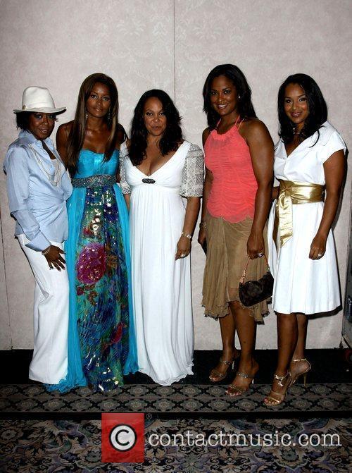 Tichina Arnold, Claudia Jordan, Lisa Ruffin, Laila Ali...
