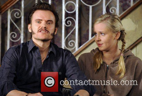 Marc Warren and Diana Vickers 3