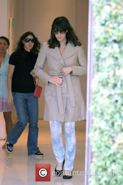 Liv Tyler and Stella Mccartney 7