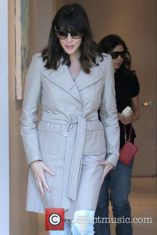 Liv Tyler and Stella Mccartney 6