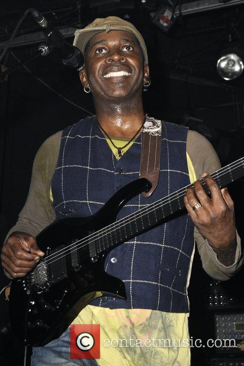 Vernon Reid performs with Living Colour at the...
