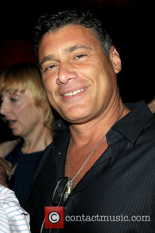 Steven Bauer attends a party in honour of...