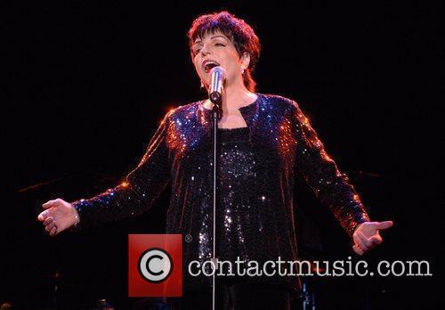 Liza Minnelli performs live at The Chumash Casino...