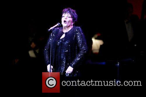 Liza Minnelli performing live in concert at Sydney...
