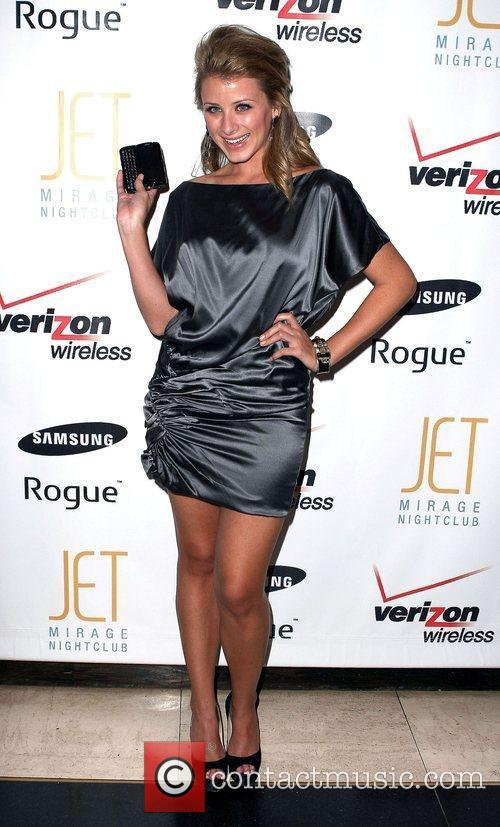 Hosts The Verizon Wireless Samsung Rogue launch party...