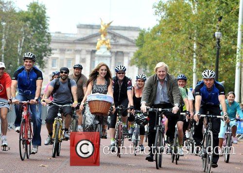 Mayor Of London's Skyride - Photocall - held...