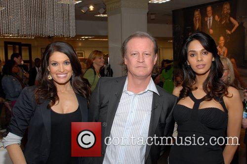 Kimberly Villency, Patrick McMullan and Mallika Sherawat Lord...