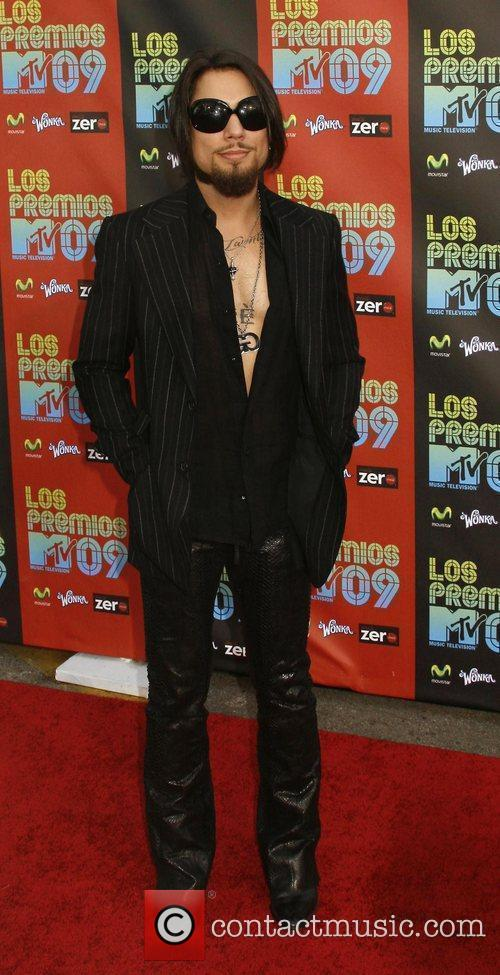 Dave Navarro and Mtv 4
