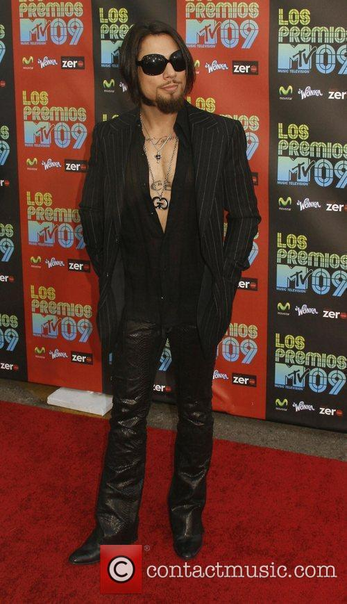 Dave Navarro and Mtv 2