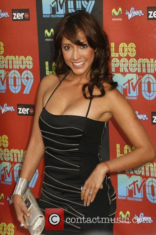 Fernanda Romero and MTV 8