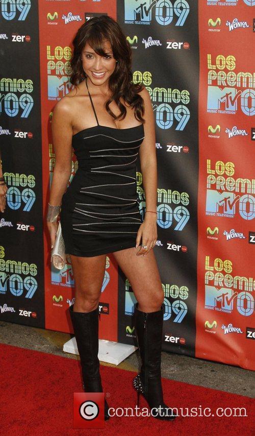 Fernanda Romero and MTV 3