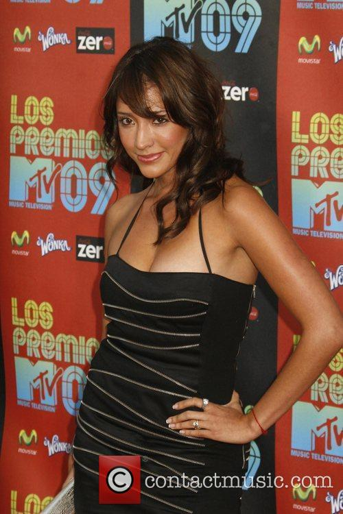 Fernanda Romero and MTV 7