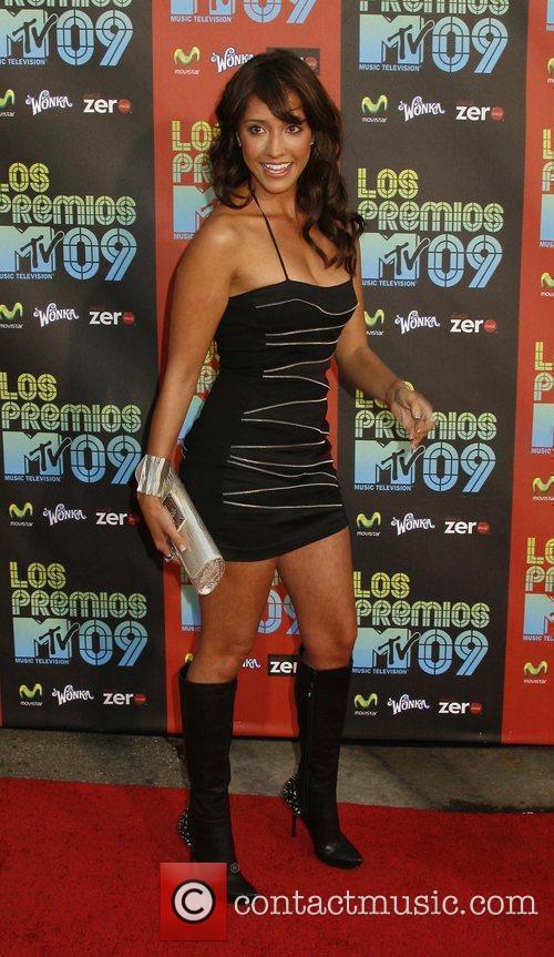 Fernanda Romero and MTV 1