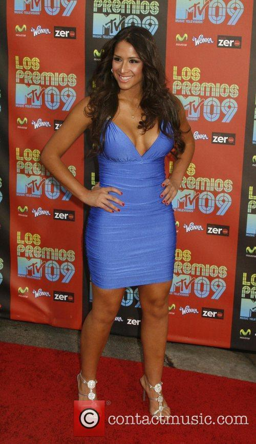 Jazmin Lopez and Mtv 3