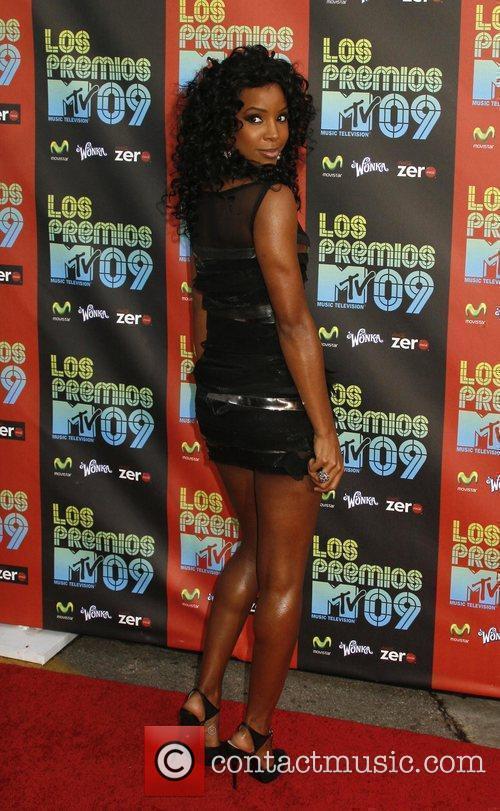 Kelly Rowland and Mtv 4