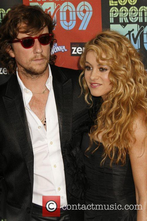 Paulina Rubio and Mtv 10