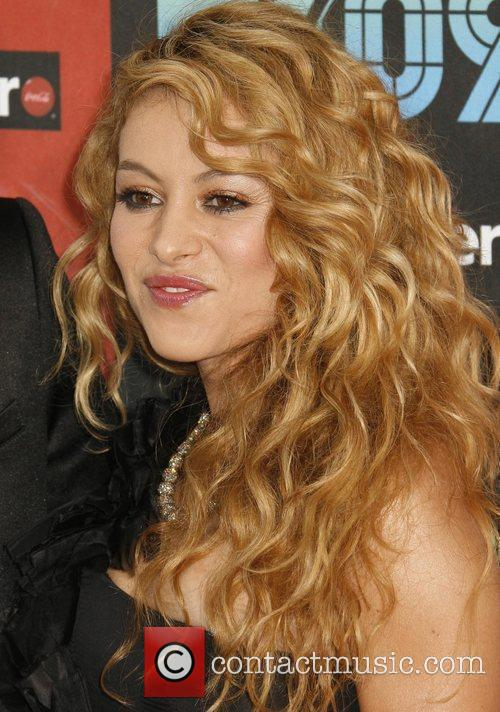 Paulina Rubio and Mtv 11