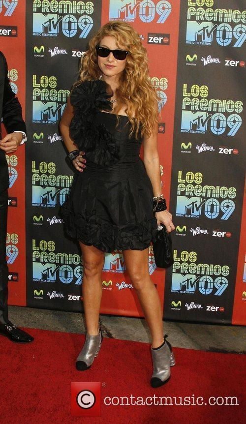 Paulina Rubio and Mtv 1