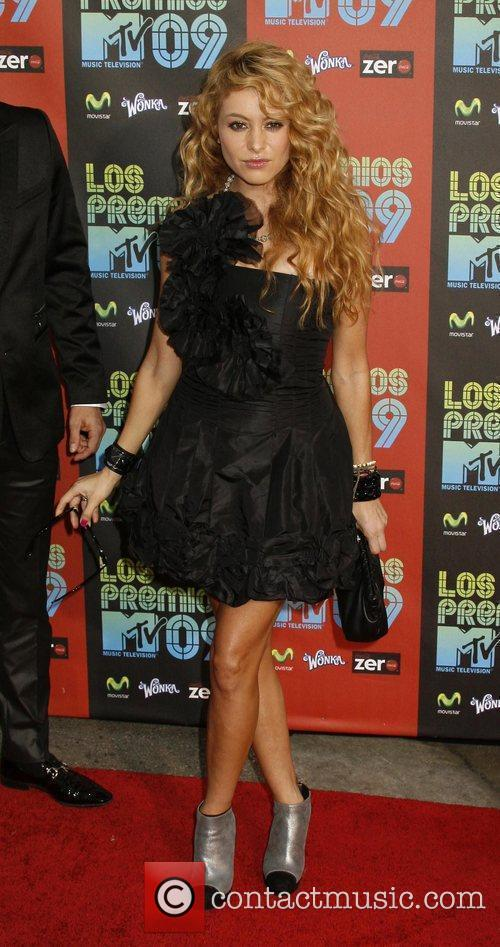 Paulina Rubio and Mtv 3