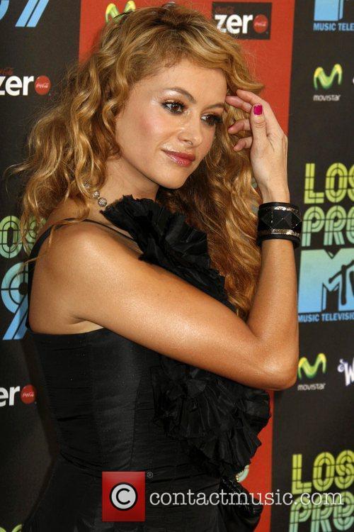 Paulina Rubio and MTV 12
