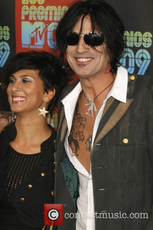 Sofia Touffa and Mtv 3