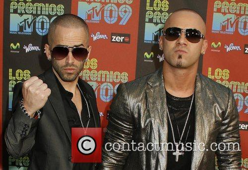 Wisin and Mtv 5