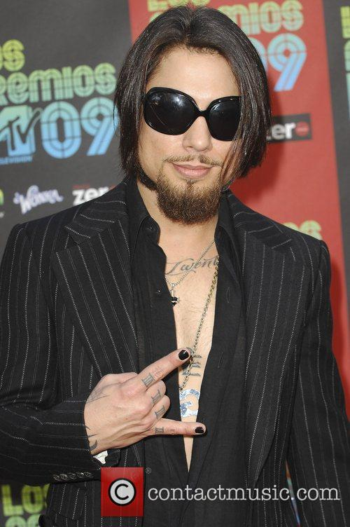 Dave Navarro and Mtv 5