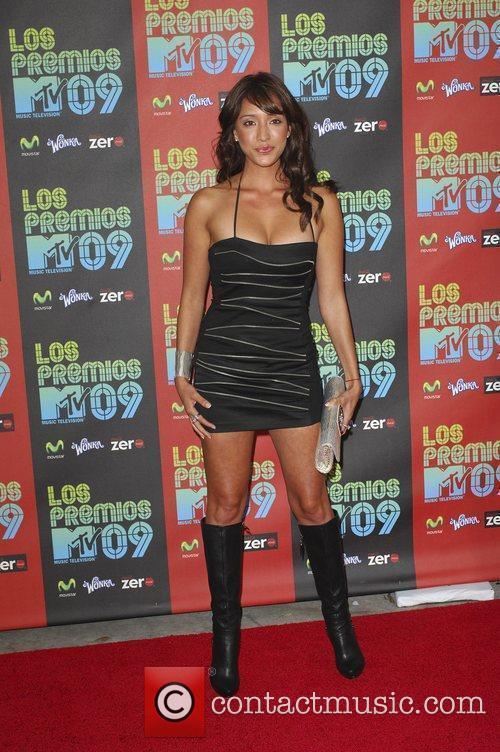 Fernanda Romero and MTV 9