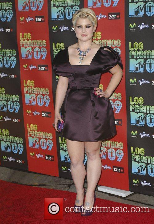 Kelly Osbourne and Mtv 8