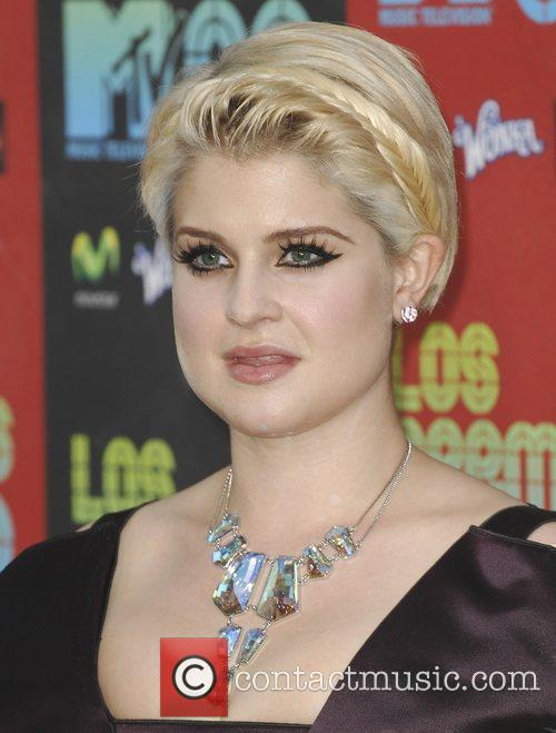 Kelly Osbourne and Mtv 10