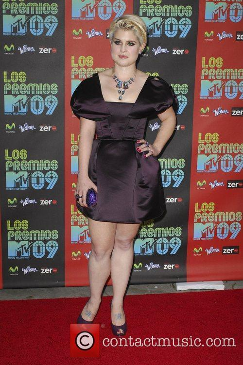 Kelly Osbourne and Mtv 9