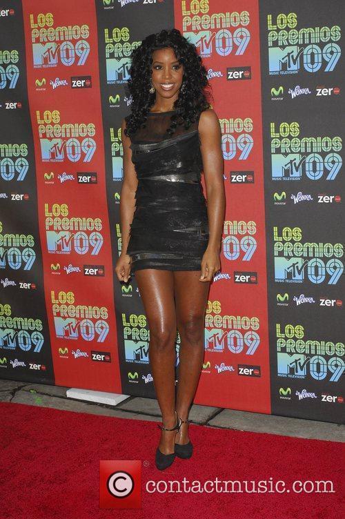 Kelly Rowland and Mtv 8