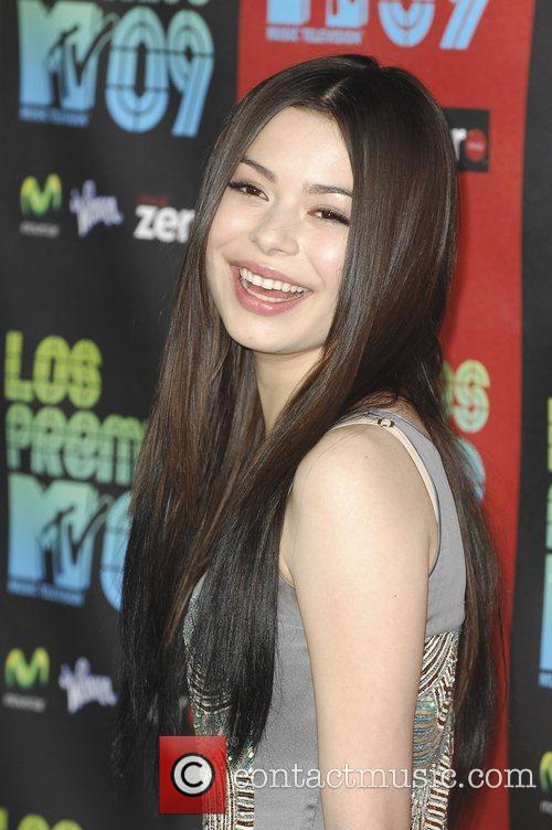 Miranda Cosgrove and Mtv 11