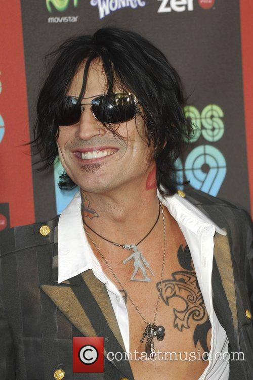 Tommy Lee and MTV 3