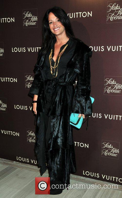Emma Snowdon-Jones Louis Vuitton 2010 Cruise Collection launch...
