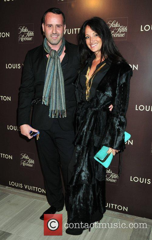 Scott Buccheit and Emma Snowdon-Jones Louis Vuitton 2010...
