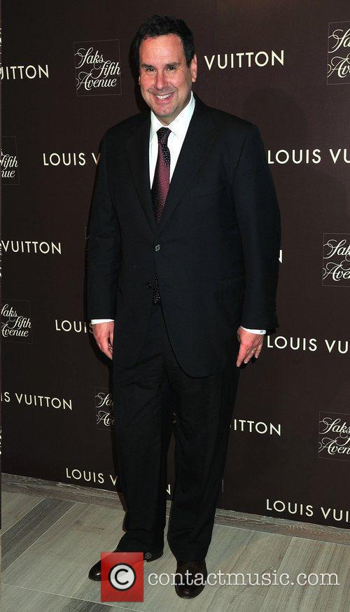 Steve Sadove Louis Vuitton 2010 Cruise Collection launch...