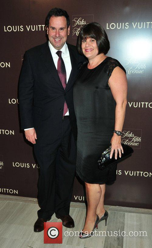 Louis Vuitton 2010 Cruise Collection launch at Louis...