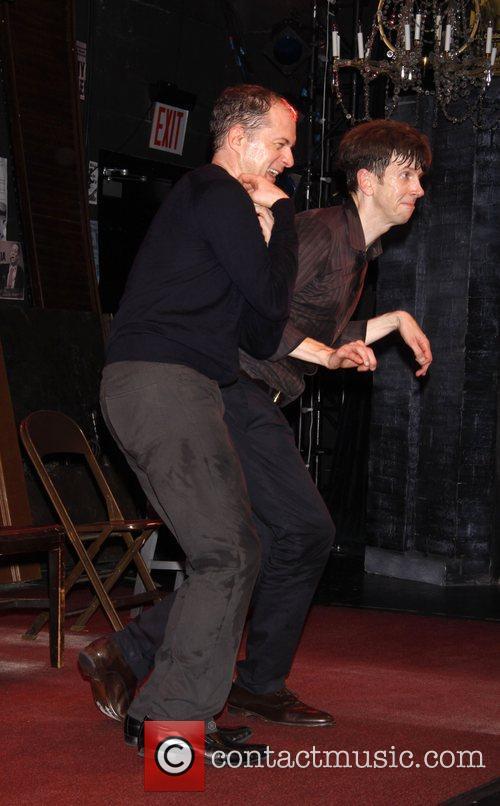 Daniel Jenkins and Robert Stanton Opening Night of...