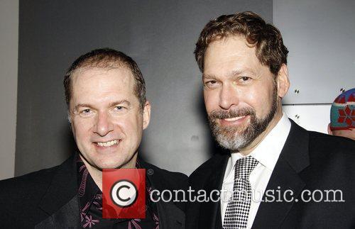 Daniel Jenkins and David Staller Opening Night of...