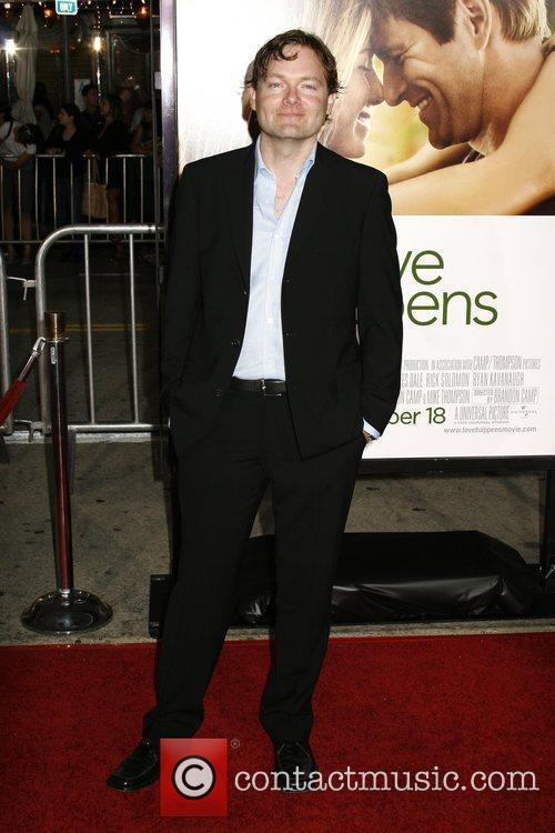Director Brandon Camp Los Angeles premiere of 'Love...