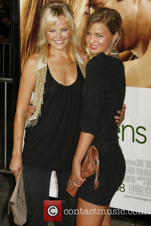 Malin Akerman and Sister Jennifer Akerman 4