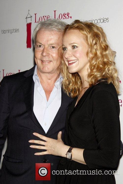 John Barrett and Katie Finneran Opening Night After...