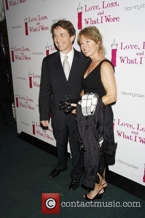 Martin Short and Nancy Short Opening Night After...