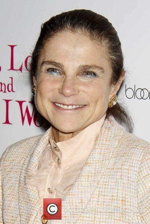 Tovah Feldshuh wearing Chanel Opening Night After Party...