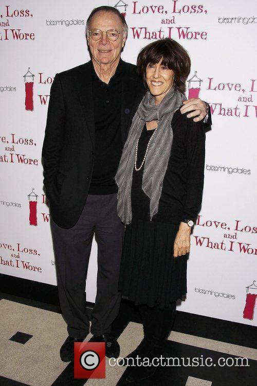 Nicholas Pileggi and His Wife Nora Ephron